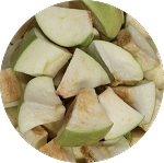 Apples, Granny Smith *Chunks*