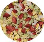 BFF Trail Mix: Tropical Delight
